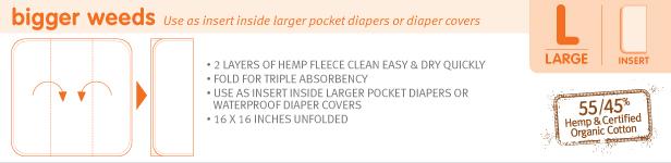 Hemp Babies Bigger Weeds details