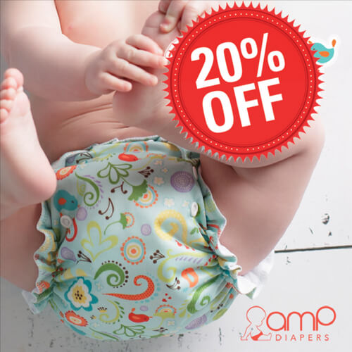 boxing day sales - amp Cloth Diapers