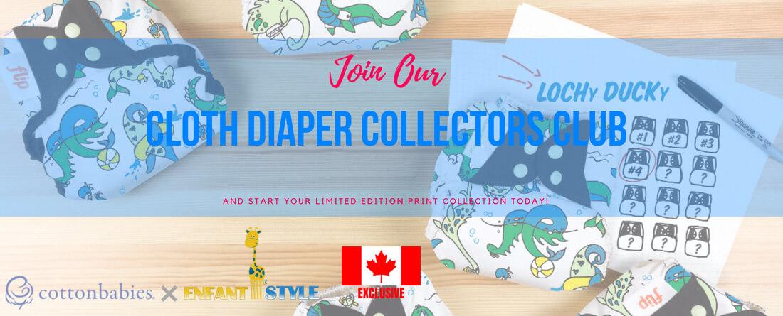 cloth diaper collectors club