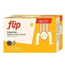 Flip Day Time Organic Insert - 3 Pack