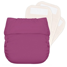Flip Potty Trainer Kit - (1 Trainer + 3 Organic Cotton Pads)