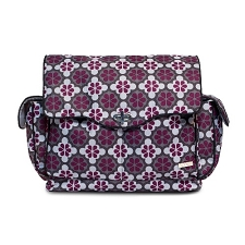 JJ Cole Cadence Diaper Bag - Vintage Poppy