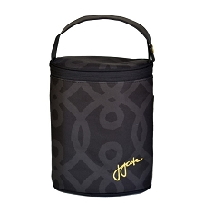 JJ Cole Bottle Cooler - Black & Gold