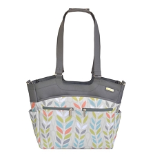 JJ Cole Camber Diaper Bag - Citrus Breeze