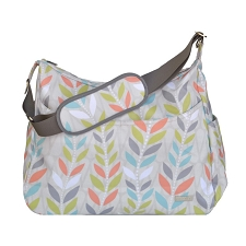 JJ Cole Linden Diaper Bag - Citrus Breeze