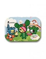 Tokidoki Sandy Mirror Mints