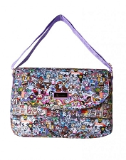 Tokidoki Messenger Bag - Roma Collection