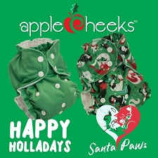AppleCheeks Christmas 2018 Limited Edition