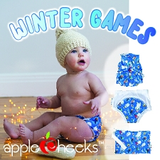 AppleCheeks LIMITED Edition - Winter Games