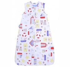 GroBag - Baby Sleeping Bag - Sandcastle Bay
