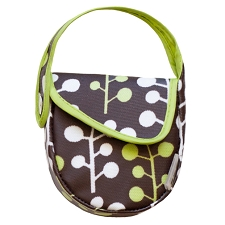 JJ Cole Pacifier Pod - Cocoa Tree