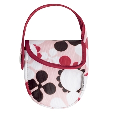 JJ Cole Pacifier Pod - Pink Blossom