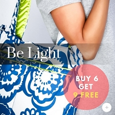 Ju Ju Be Be Light Bundle Sale - Buy 6 Get 9 FREE (15 TOTAL)