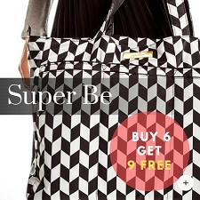 Ju Ju Be Super Be Bundle Sale - Buy 6 Get 9 FREE (15 TOTAL)