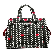 Ju Ju Be Be Prepared Diaper Bag - Onyx The Black Widow