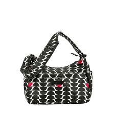 Ju Ju Be Hobobe Diaper Bag - Onyx The Black Widow