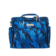 Ju Ju Be BFF Diaper Bag - Blue Steel