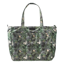 Ju Ju Be Super Be Diaper Bag - Butterfly Forest