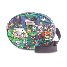 Ju Ju Be Freedom Fanny Pack - Tokidoki Camp Toki