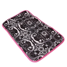 Ju Ju Be Memory Foam Changing Pad - Shadow Waltz
