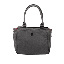 Ju Ju Be Be Classy Diaper Bag - The Chrome