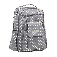 Ju Ju Be Be Right Back Diaper Bag - Dot Dot Dot
