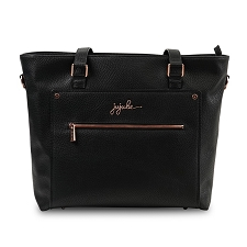 Ju Ju Be Everyday Tote - Noir Rose Gold