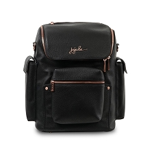 Ju Ju Be Forever Backpack - Noir Rose Gold