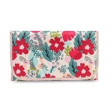 Ju Ju Be Memory Foam Changing Pad - Forget Me Not
