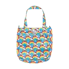 Ju Ju Be Be Light Diaper Bag - Hello Kitty Rainbow