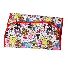 Ju Ju Be Memory Foam Changing Pad - Hello Sanrio