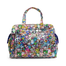 Ju Ju Be Be Prepared Diaper Bag - Tokidoki Iconic 2.0