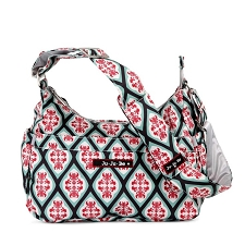 Ju Ju Be Hobobe Diaper Bag - Dreamy Diamonds