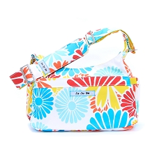 Ju Ju Be Hobobe Diaper Bag - Flower Power