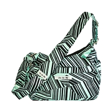 Ju Ju Be Hobobe Diaper Bag - Mint Chip