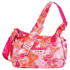 Ju Ju Be Hobobe Diaper Bag - Perfect Paisley
