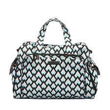 Ju Ju Be Be Prepared Diaper Bag - Onyx The Black Diamond