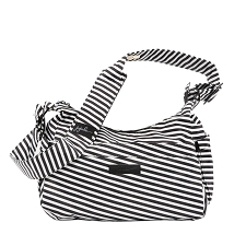 Ju Ju Be Hobobe Diaper Bag - Onyx The Black Magic
