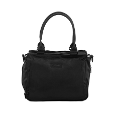 Ju Ju Be Be Classy Diaper Bag - Onyx The Black Out