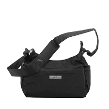 Ju Ju Be Hobobe Diaper Bag - Onyx The Black Out