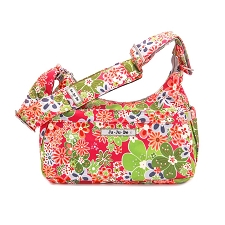 Ju Ju Be Hobobe Diaper Bag - Perky Perennials