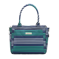 Ju Ju Be Be Classy Diaper Bag - Coastal The Providence