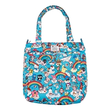 Ju Ju Be Be Light Diaper Bag - Tokidoki x Hello Kitty Rainbow Dreams