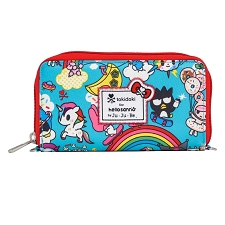 Ju Ju Be Be Spendy - Tokidoki x Hello Kitty Rainbow Dreams