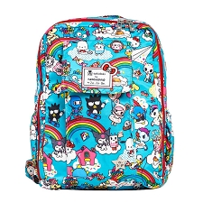 Ju Ju Be Mini Be Bag - Tokidoki x Hello Kitty Rainbow Dreams