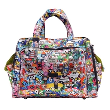 Ju Ju Be Be Prepared Diaper Bag - Tokidoki Sushi Cars