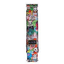 Ju Ju Be Messenger Bag Strap - Tokidoki Sushi Cars