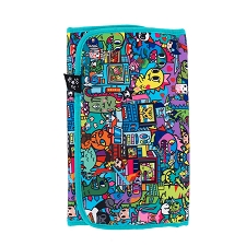 Ju Ju Be Memory Foam Changing Pad - Tokidoki Kaiju City
