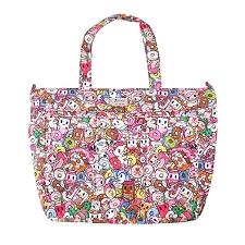 Ju Ju Be Super Be Diaper Bag - Tokidoki TokiPops