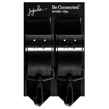 Ju Ju Be Be Connected Clips - Onyx Black